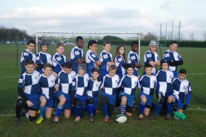 Lagny Rugby Minimes
